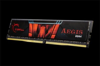 G.Skill Aegis F4-2400C17S-16GIS geheugenmodule 16 GB DDR4 2400 MHz