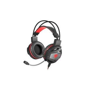 Genesis Neon 350 - Stereo PC Gaming Headset - Met achtergrondverlichting en vibratie