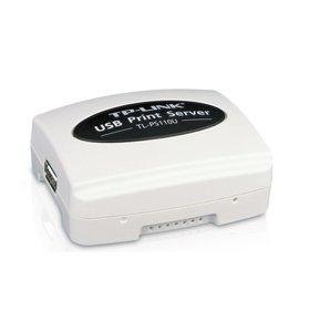 TP-LINK TL-PS110U print server Wit Ethernet LAN