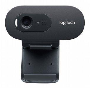 Logitech C270 webcam 3 MP 1280 x 720 Pixels USB 2.0 Zwart
