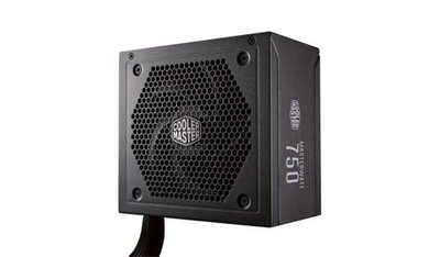 Cooler Master MasterWatt 750 power supply unit 750 W 24-pin ATX ATX Zwart