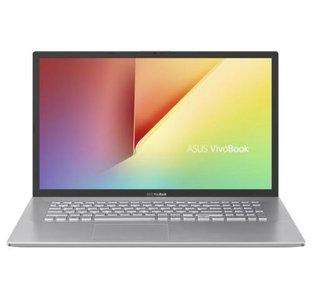 "ASUS VivoBook X712FA-AU1032T Notebook Zilver 43,9 cm (17.3"") 1920 x 1080 Pixels Intel® 10de generatie Core™ i5 8 GB DDR4-SDRAM 256 GB SSD Wi-Fi 5 (802.11ac) Windows 10 Home"