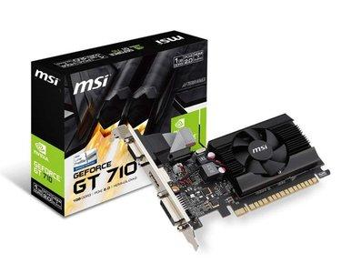 VGA MSI GeForce GT 710 1GB GDDR3
